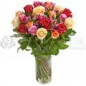 Kytica romantický mix ruží